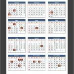 Delhi Bank Holidays Calendar 2014